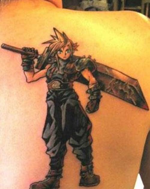 Fantasy Tattoo (16)