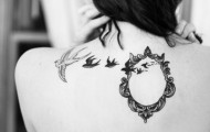 flock bird tattoo (21)