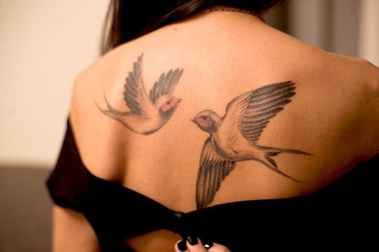 flock bird tattoo (9)