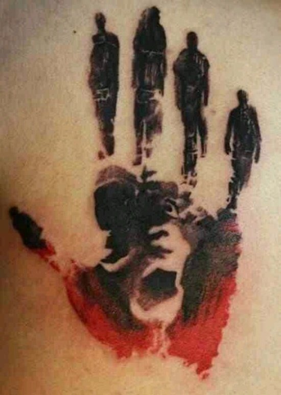 handprint tattoo (1)