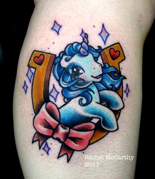 little pony tattoo (17)