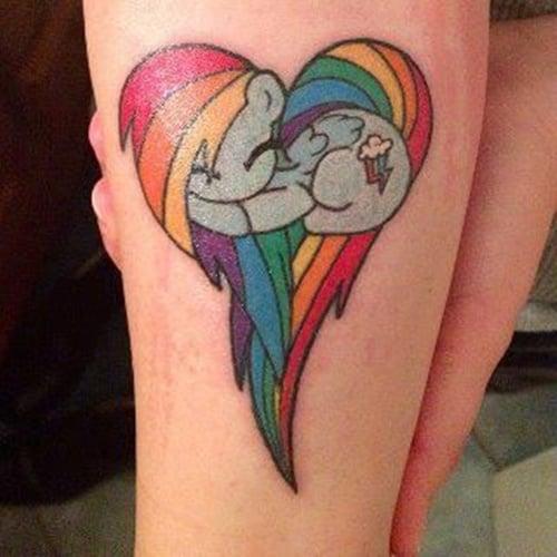 Little Pony Tattoo (19)