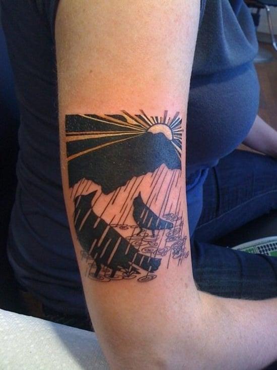 rain tattoo (2)