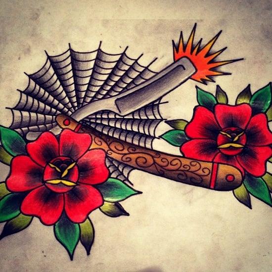 Razors Tattoo (12)