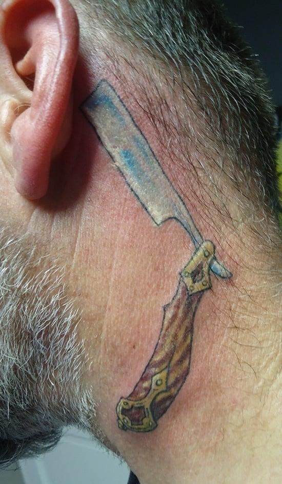Razors Tattoo (19)