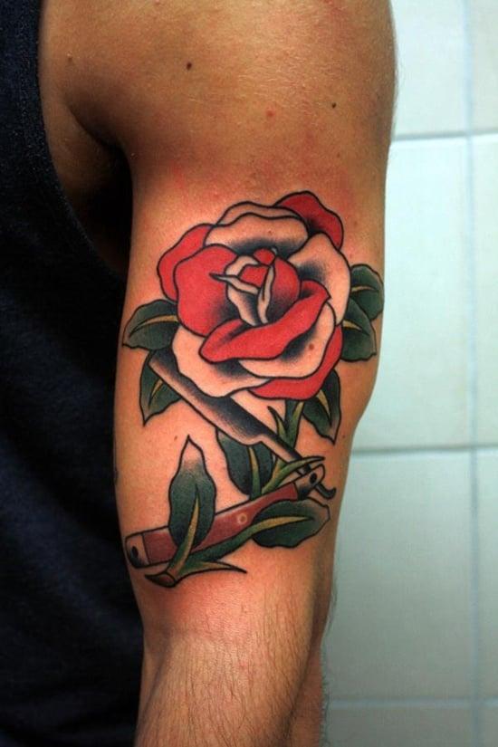 razor tattoo (22)