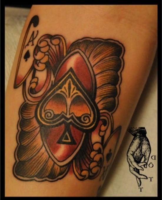 Spade Tattoo (18)