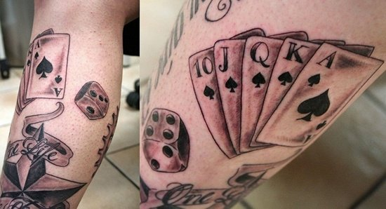 Spade Tattoo (23)