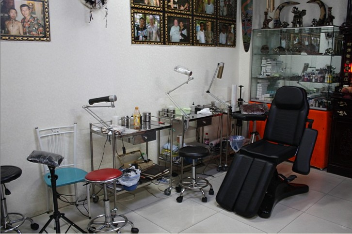 top rated tattoo shop