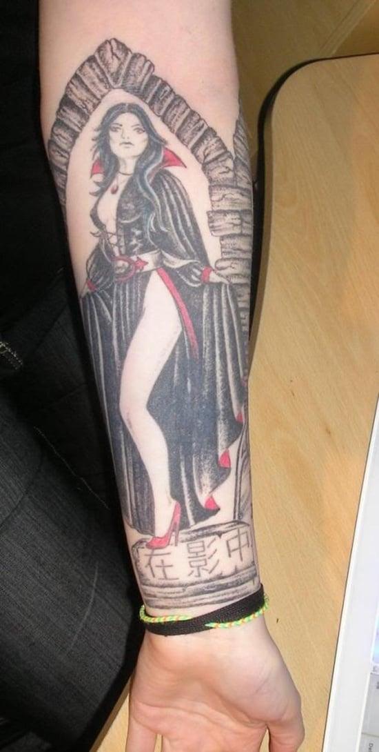 vampire tattoo (12)