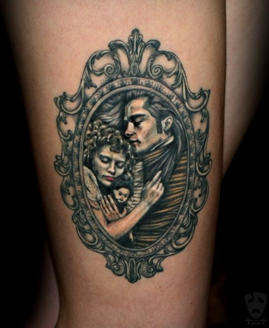 vampire tattoo (13)