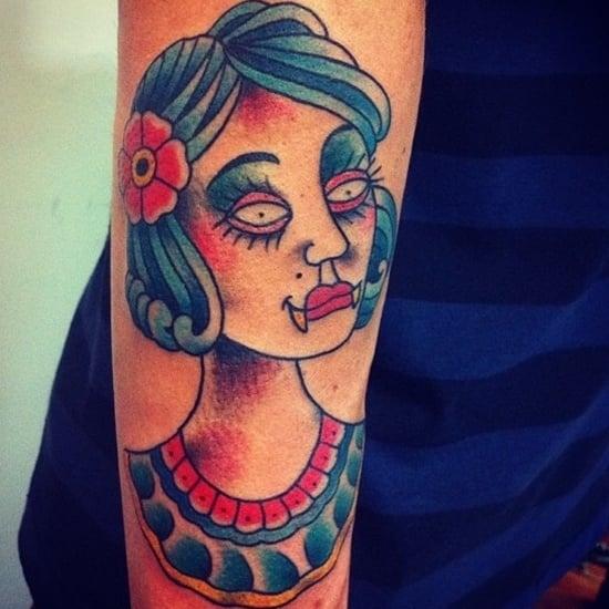 vampire tattoo (14)