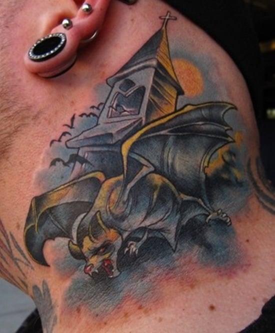 vampire tattoo (2)