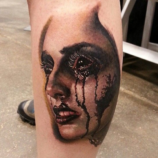 vampire tattoo (24)