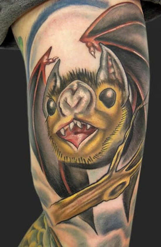 vampire tattoo (27)