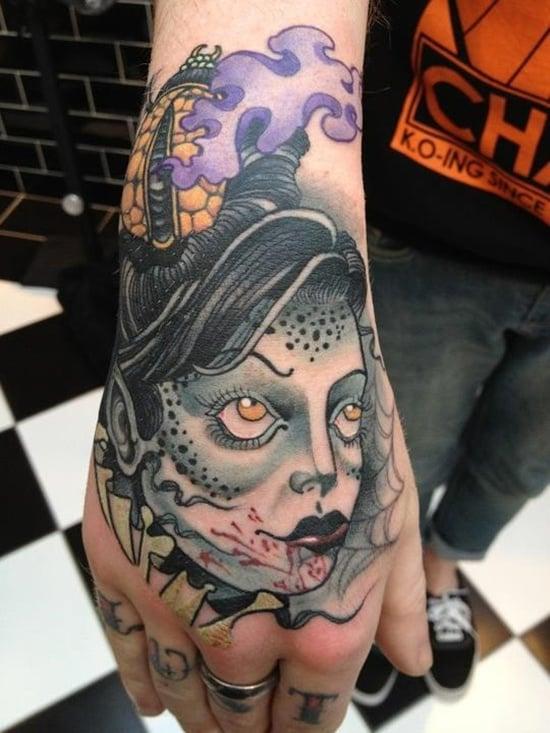 vampire tattoo (5)