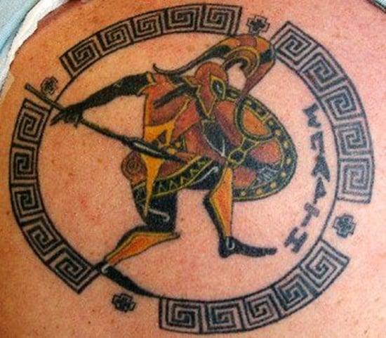 warriors tattoo (1)