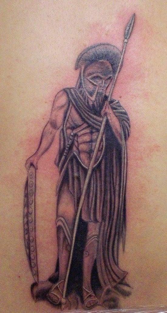 warriors tattoo (21)