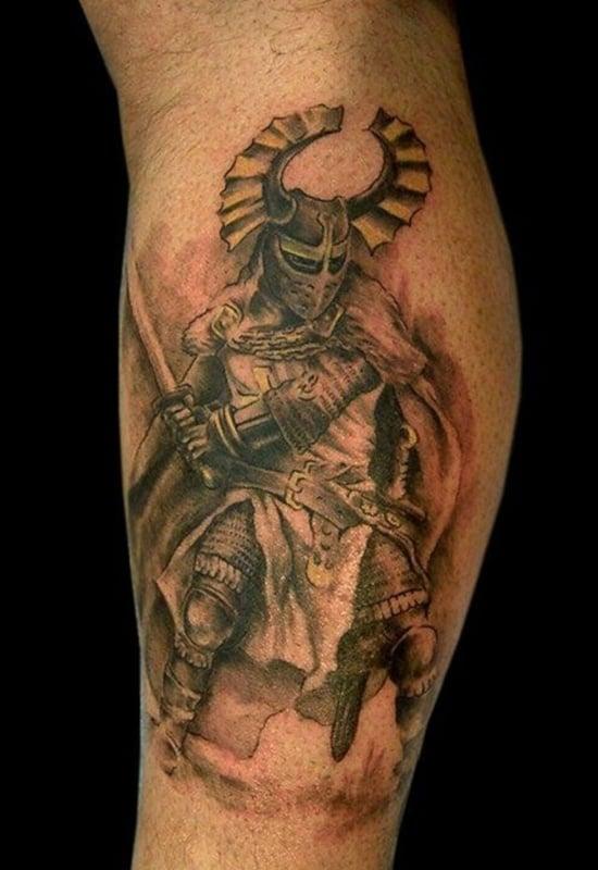 warriors tattoo (23)
