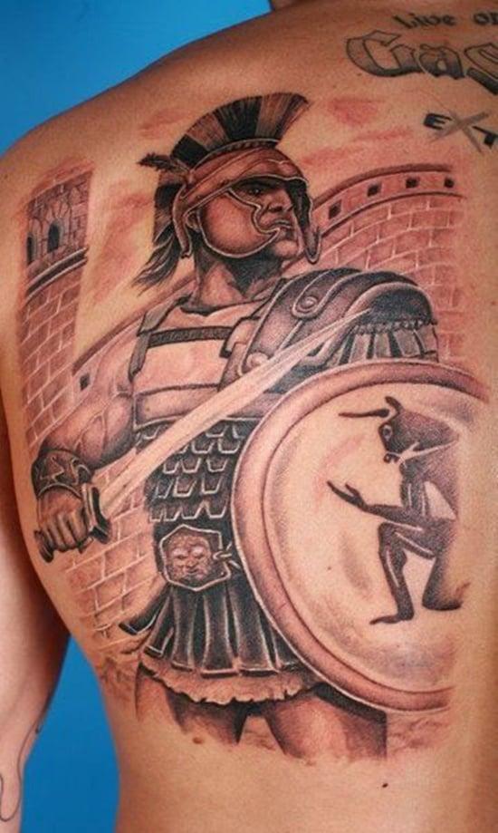 warriors tattoo (3)