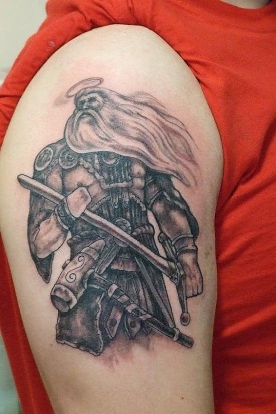 warriors tattoo (6)