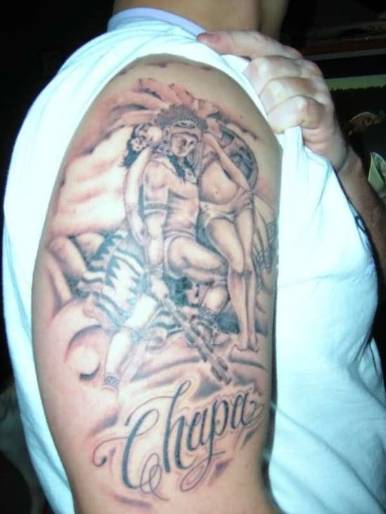 warriors tattoo (7)