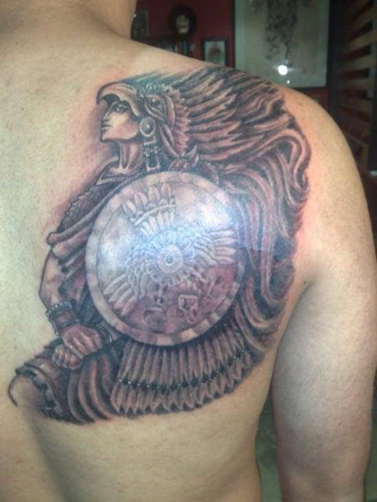 warriors tattoo (8)