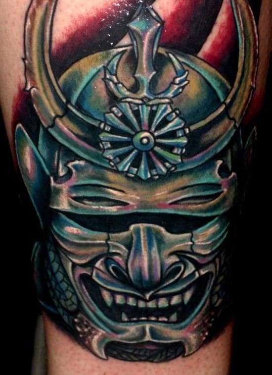 warriors tattoo (9)