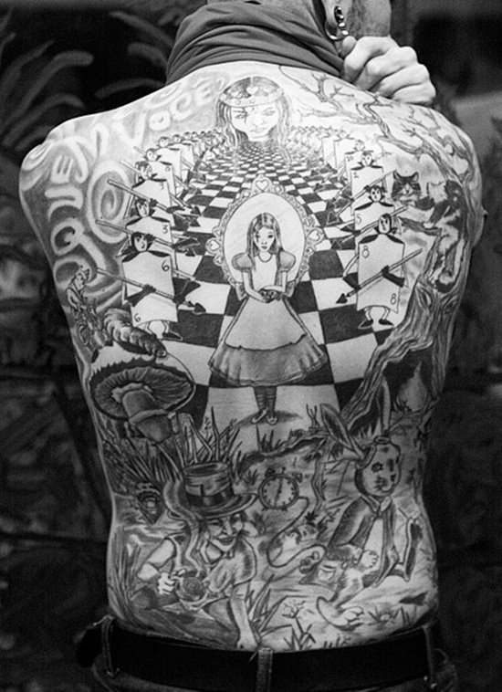 wonderland tattoo (13)