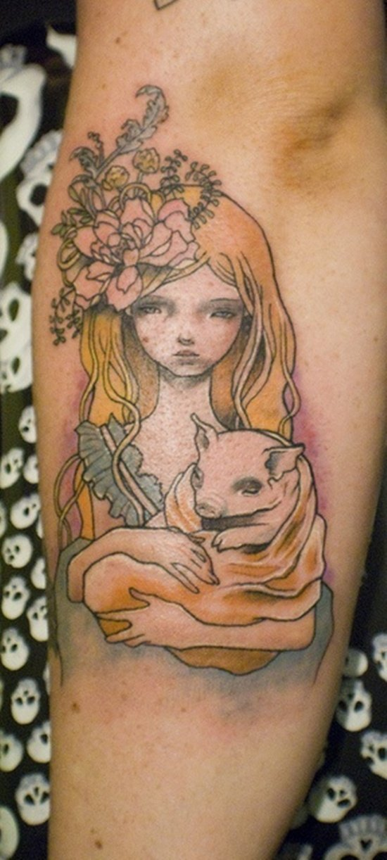 wonderland tattoo (14)