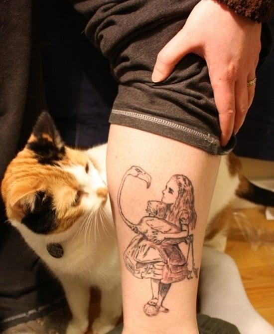 wonderland tattoo (16)