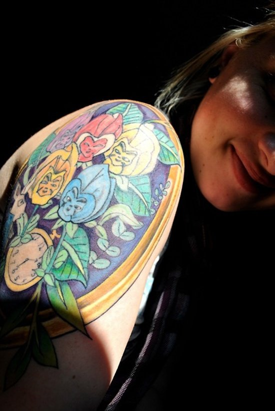 wonderland tattoo (21)