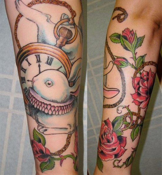 wonderland tattoo (27)