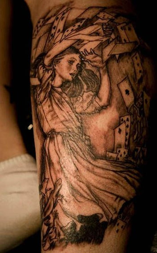 wonderland tattoo (5)