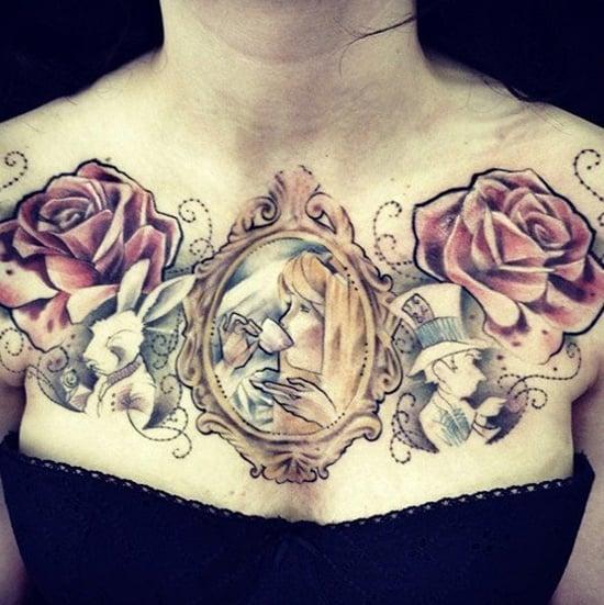 wonderland tattoo (8)