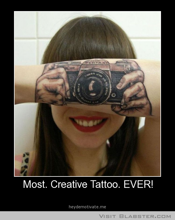 25 most creative tattoo designs ever