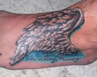 amazing-memorial-angel-wings-tattoo