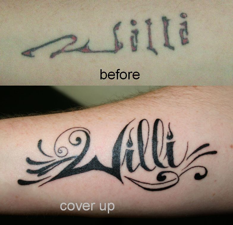 Tattoo Designs In Name: Want A Name Tattoo? 80 Of The Best Designs For Men And Women