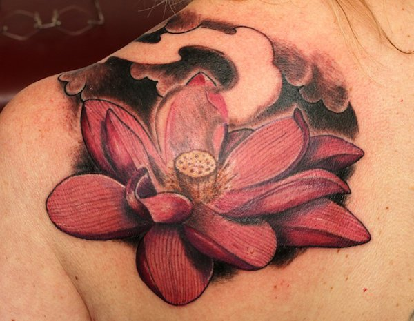 22 Lotus Tattoo