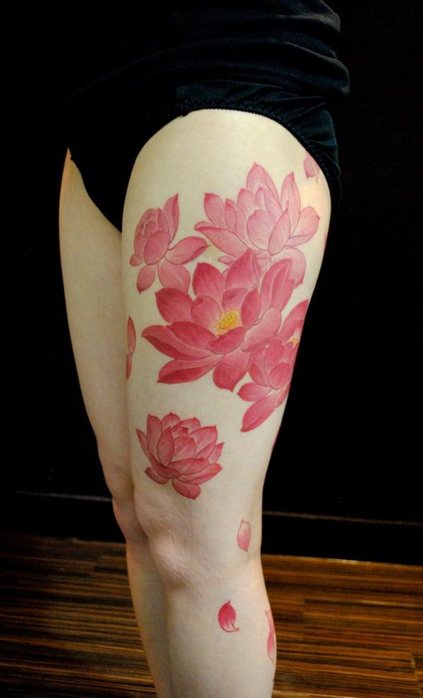 lotus-tattoo ideas