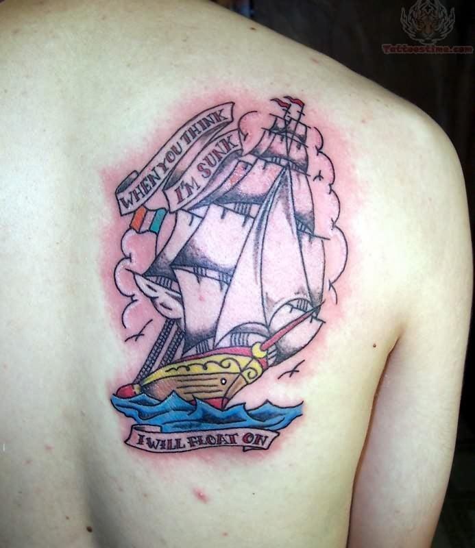 old-school-back-shoulder-tattoo