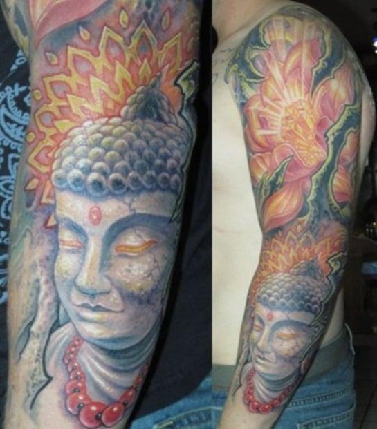 Buddha-Tattoo-Sleeve