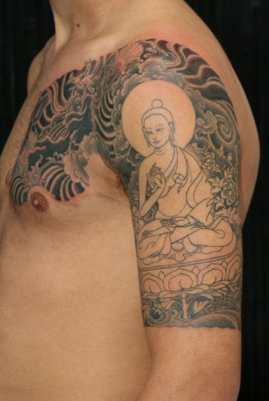 Tibetan-Buddhist-Tattoos