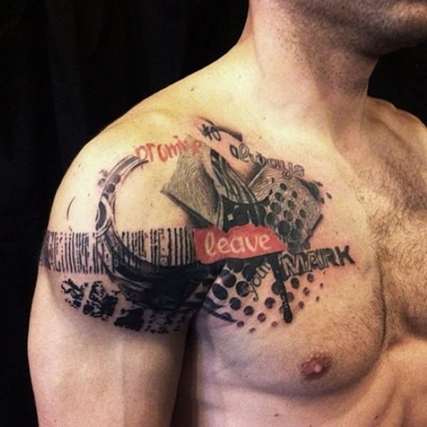 Shoulder Tattoo: 70 Magnificent Shoulder Tattoo Designs