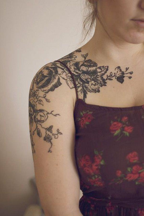 shoulder tattoos (27)