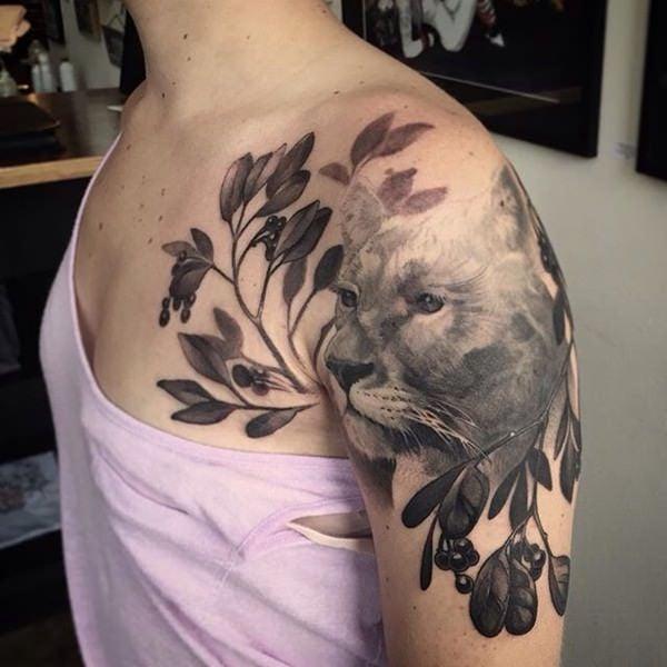 shoulder tattoos (3)
