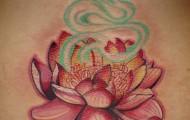 Lotus-flower-tattoo