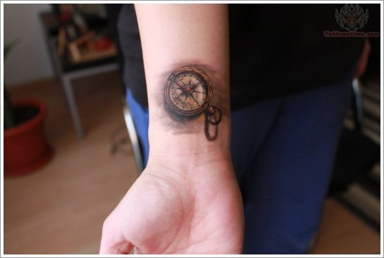 Small-Tattoo-on-Wrist