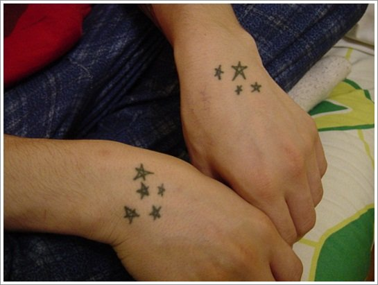 star-on-wrist-tattoo