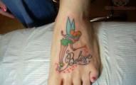 tinkerbell-tattoo-on-foot
